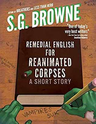 book cover of Remedial English For Reanimated Corpses