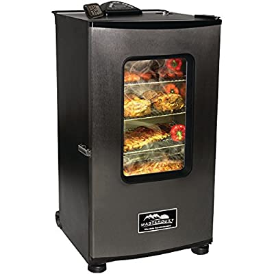 "MASTERBUILT 30"" Electric Smoker with Window 20070411 20070411 94428264335 by MASTERBUILT"