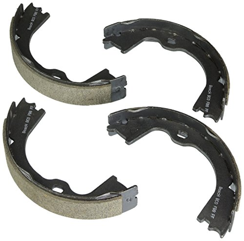Bosch BS947 Blue Drum Parking Brake Shoe Set