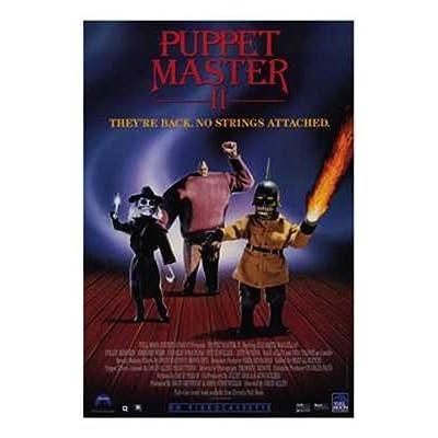ArtFuzz Puppet Master 2 Movie Poster 11 X 17 inch: Home & Kitchen