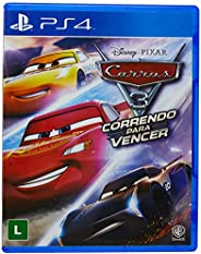 Carros 3 - Correndo para Vencer - PlayStation 4
