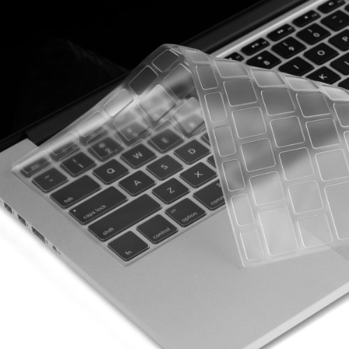 UPPERCASE Premium Ultra Thin Keyboard Protector for Macbook Pro with Retina Display 13 - 15 Inches (PKBC-R)