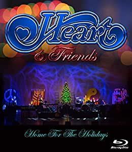 Heart & Friends: Home For Christmas [Blu-ray]