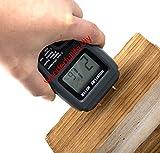 Wood Paper Cardboard Moisture Meter Tester Range:0~99.9% ±0.5% Mt10