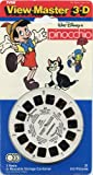 ViewMaster Disney's PINOCCHIO - 3Reels, 21 3D images