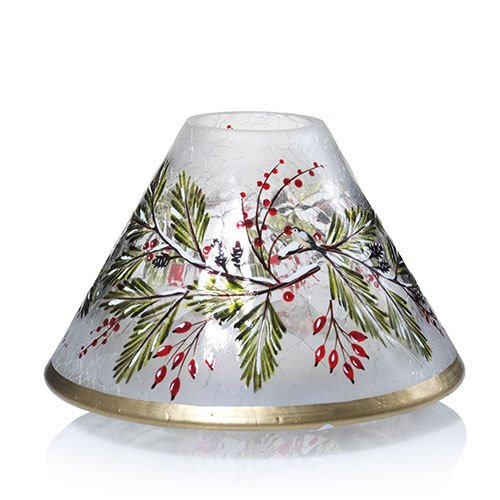 Yankee Candle Winter Sparrow Jar Candle Holder