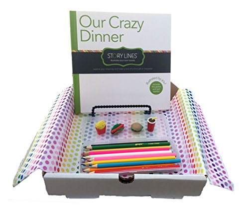 Creativity for Kids 30 Piece Gift Set – Fast Food Erasers