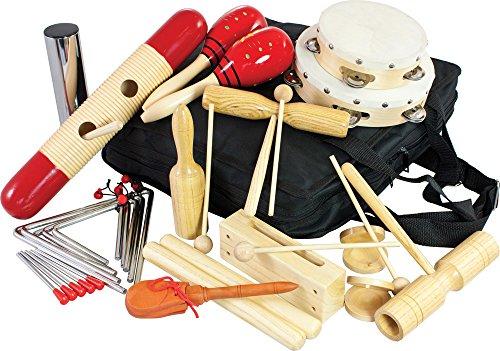 Percussion Workshop OSC2017 Percussion-Set, 17-teilig