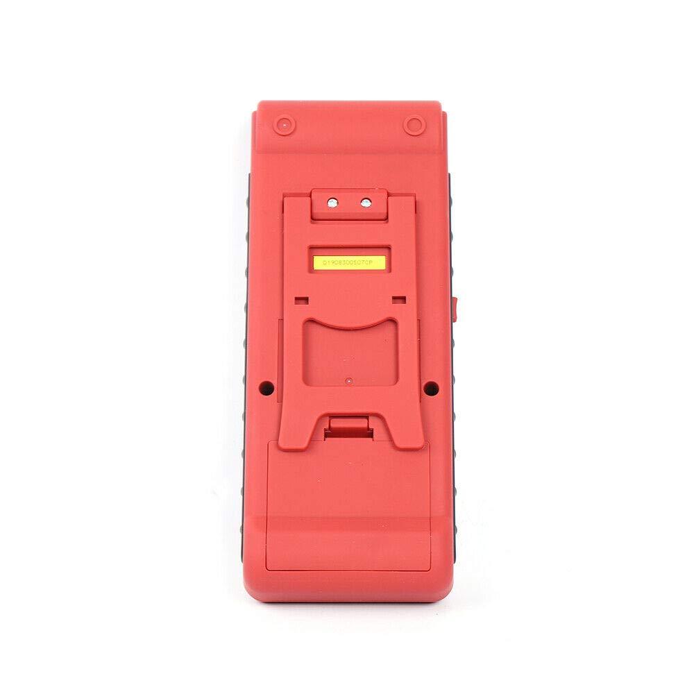 WINUS Portable Rebound US Leeb Hardness Tester Durometer W//Thermal Printer for MetalSteel Testing Gauge US Stock