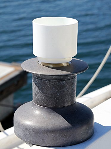 Sailboat Drink Holders - Captain Woody Best Sail Boat Cup Holder - The Winch Wench Winch Socket Mount Drink Holder! Fits into your sailboat winch.