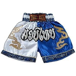 Nakarad Short Enfant de Boxe thailandaise 2-10 Ans Muay Thai 12