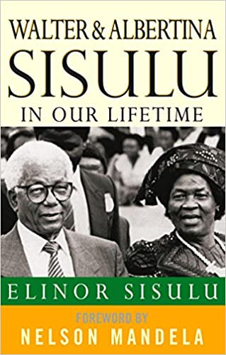 Image result for book cover of albertina sisulu
