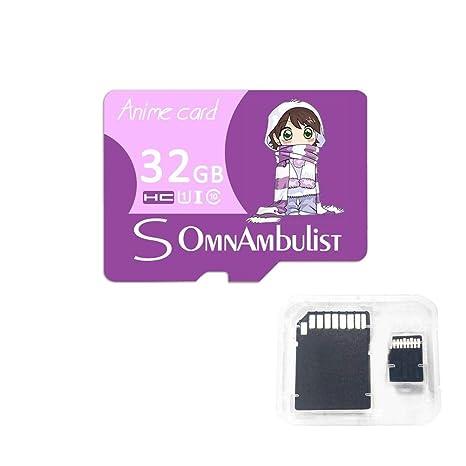 Never-hu 8/16/32/64 / 128GB Tarjeta de Memoria Clase 10 U1 ...