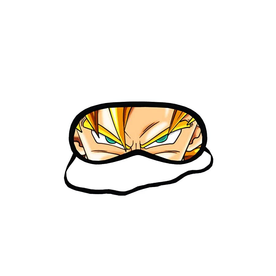 LZME124 DRAGON BALL DRAGONBALL Z SON GOKU SUPER SAIYA Sleeping Eye Mask