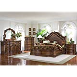 Pulaski San Mateo Platform Bedroom Set - 5 pc. (King)
