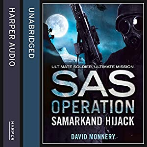 Samarkand Hijack (SAS Operation) Audiobook
