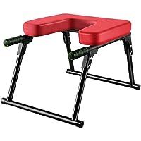 Headstand bank opvouwbaar Gratis installatie Inversie Bench Fitness Stand Stoel Voor Voeten Up Balance Training Core…