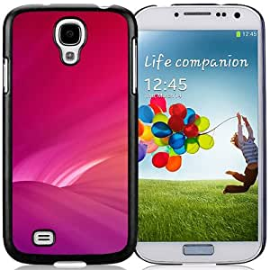 Pink Wave Durable High Quality Samsung Galaxy S4 I9500 Case
