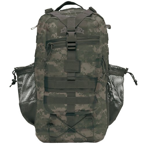 Red Rock Outdoor Gear Summit Backpack (ACU), Outdoor Stuffs