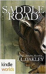 The Lei Crime Series: Saddle Road (Kindle Worlds Novella)