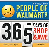 2018 People of Walmart Boxed Calendar: 365 Days of Shop and Awe