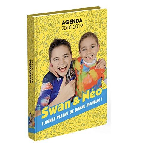 AGENDA SCOLAIRE SWAN ET NEO 2018-2019 Lelivre