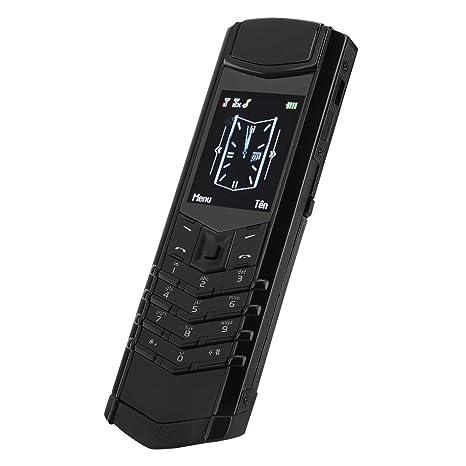 Mavis Laven Teléfono Celular portátil, 1.8 Pulgadas, Hombres ...