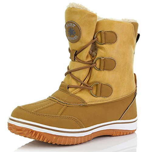 DailyShoes Womens Ankle Resistant Eskimo product image