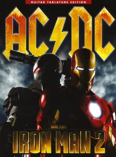 AC/DC: Iron Man 2. Partituras para Acorde de Guitarra: Amazon.es ...