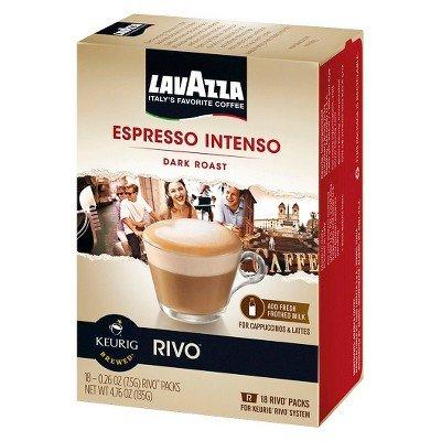 Lavazza Espresso Intenso for Keurig Rivo System