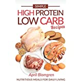 Do you want to lose weight effortlessly, gain more muscle mass, or simply live a clean healthy lifestyle? If you have answered yes to any of these questions then you have stopped at the right place! This cookbook contains 30 high protein low carb rec...