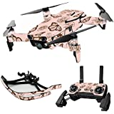 MightySkins Skin For DJI Max Coverage - Butterfly Garden | Protective, Durable, and Unique Vinyl Decal wrap cover | Easy To Apply, Remove, and Change Styles | Made in the USA