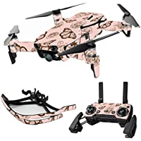 MightySkins Skin for DJI Mavic Air Drone - Butterfly Garden | Max Combo Protective, Durable, and Unique Vinyl Decal wrap cover | Easy To Apply, Remove, and Change Styles | Made in the USA