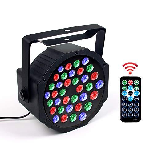 VIDOO Control Remoto 36 Luces Control de Voz Mancha Fondo ...