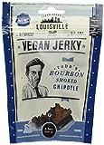 Louisville Vegan Jerky - Bourbon Smoked Chipotle, 2.5 oz. Bag by Louisville Vegan Jerky