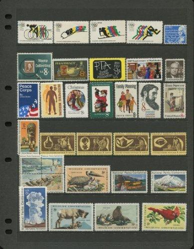 Postage Stamp Year Set - 4