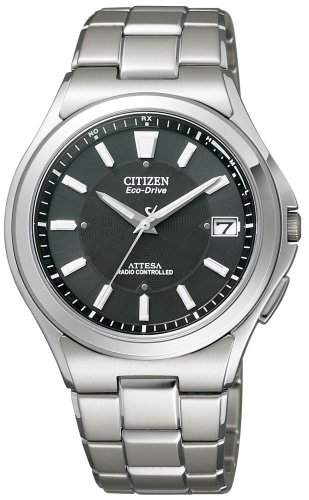 [シチズン]CITIZEN ATTESA アテッサ Eco-Drive エコ・ドライブ 電波ATD53-2841 メンズ