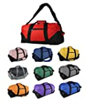 "21"" Large Duffle Bag with Adjustable..."