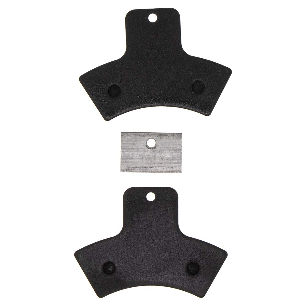 Brake Pad Set 1998-2004 Polaris Magnum Scrambler Sportsman Trail Boss Blazer Worker 250 325 335 400 500 2202411 8TEN