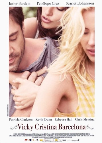 VICKY CRISTINA BARCELONA: Movie Script Screenplay