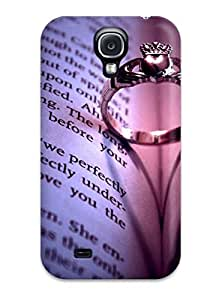 For Galaxy S4 Tpu Phone Case Cover(love Friendship)