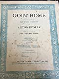 img - for Goin' Home (Duet for Soprano and Alto) from the Largo of the New World Symphony book / textbook / text book
