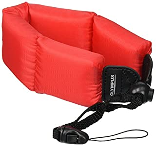 Olympus Foam Float Strap (Red) (B0014E02AO) | Amazon Products