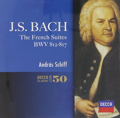 CD : Andras Schiff - J.s.bach: French Suites (Super-High Material CD, Japan - Import)
