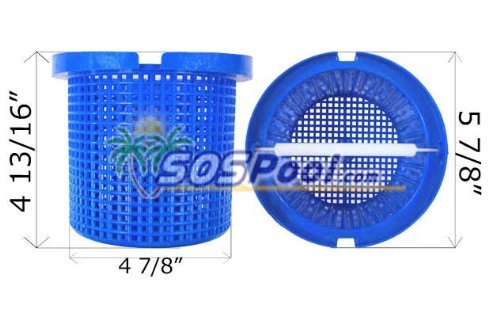 Aladdin Sta-Rite, Aqua-Flo, Premier 6in Pump Basket B-34