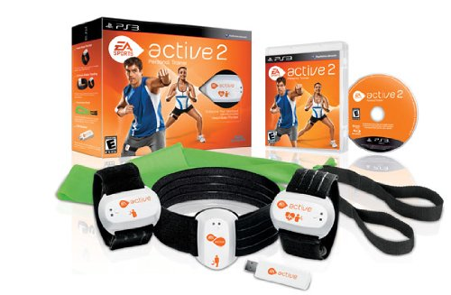 ea sports active 2 game for ps3