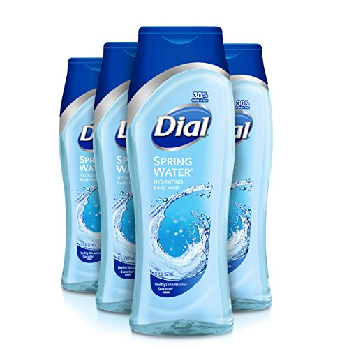 (Dial Body Wash, Spring Water, 21 Ounce (Pack of)