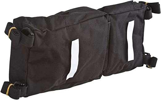 D DOLITY Waterproof ATV Fender Bags Tank Saddle Bag Gear Storage Pouch Luggage Pack for ATV Quad 4-Wheeler Motorcycle