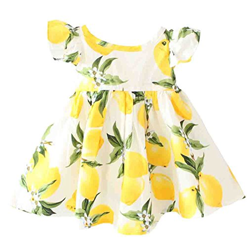 Floral Sleeveless Sundress Infant Princess product image
