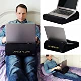 New Design Lap Desk Tray Laptop Pillow Table Carrying Stand Cushion Pillow Black